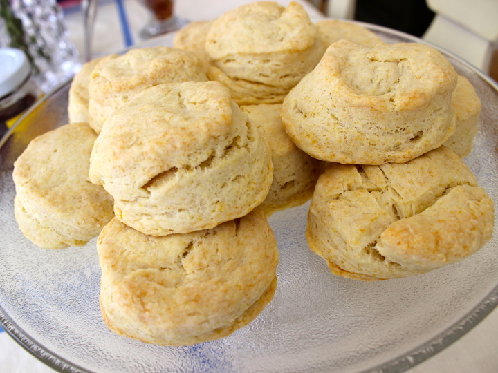 Buttermilk biscuits (Adapted from Taste of the Lowcountry , makes ...