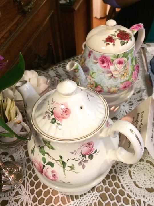 Aubrey Tea Room