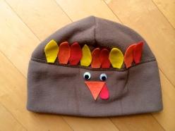 turkey trot beanie
